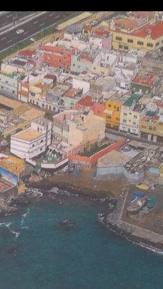 Barrio de S.Cristobal.Las Palmas de GRAN CANARIA.