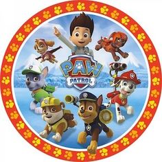 PAW PATROL Edible Image Photo Cake Topper Sheet Birthday Party 8 Inches Round 10087 -- Read more at the image link. (This is an affiliate link) Bolo Do Paw Patrol, Cumple Paw Patrol, Paw Patrol Pups, Paw Patrol Cake, Paw Patrol Party, Paw Patrol Cupcake Toppers, Paw Patrol Cupcakes, Imprimibles Paw Patrol, Paw Patrol Birthday Theme