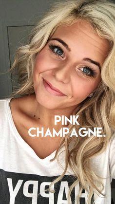 #PinkChampagne #PinkChampagneLipSense #LipSense #SeneGence #longwearingmakeup…