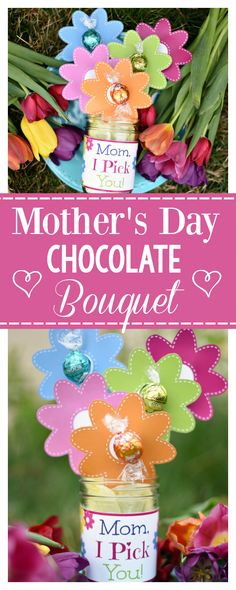 Mother's Day Chocolate Gift Idea