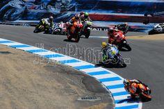 Laguna Seca Corkscrew - MotoGP