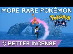 USE INCENSE IN REMOTE AREAS FOR RARER POKÉMON SPAWNS - YouTube
