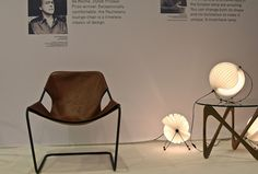 Paulistano chair & Eclipse lamp