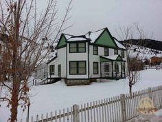 One of the oldest homes in Montana. This Historic property was built in 1876 in downtown Pony MT. This classic Victorian home is built with craftsmanship rarely seen in newer homes. Stain glass windows, grand staircase, crown molding. This property has the potential to be the premier home in Pony. This is a handyman's/ preservationist dream. Located on 14 lots with Pony Creek flowing across the corner of the property and adjoining the Pony park. Newer windows in the last 12 years,
