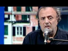 """""""Pensiero stupendo"""", Ivano Fossati.  Lo sapevate che l'ha scritta lui?"""