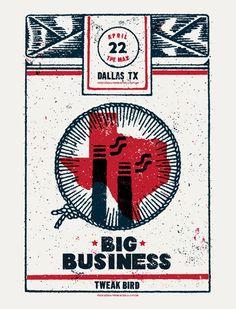 Big Business - Tweak Bird