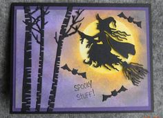 Flying to the Moon by datgh - Cards and Paper Crafts at Splitcoaststampers