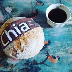 Abnehmen: Low Carb-Brot mit Chia Samen