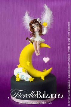torta decorata di fiorella balzamo