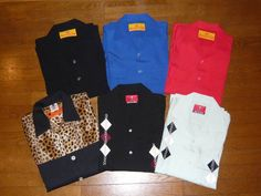 クリームソーダ 美品長袖シャツ 18枚セット ロカビリー 1950_画像2