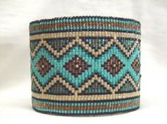 Desert Sage Bead Art: ....Bone-Amber-Turquoise $350.00