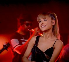 Uploaded by -marie. Find images and videos about gif and ariana grande on We Heart It - the app to get lost in what you love.
