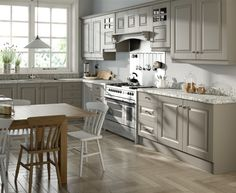 Best Top Kitchens Summer At Kitchens Direct NI Images On - Grey kitchens 2016