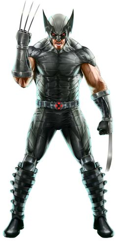X Force Wolverine