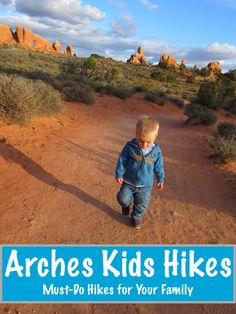Arches is our favorite National Park in Utah because it is filled with hikes for kids. Here's our list of the best kid hikes in Arches National Park.