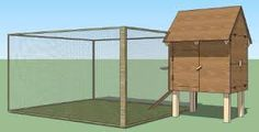 inexpensive chicken coops - Google Search