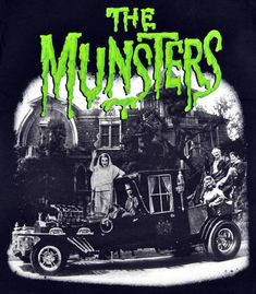 The Munsters were the first family I saw on television that resembled my own. Really.