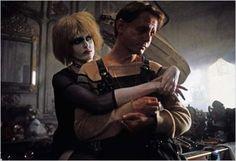 Blade Runner : photo Daryl Hannah, Ridley Scott