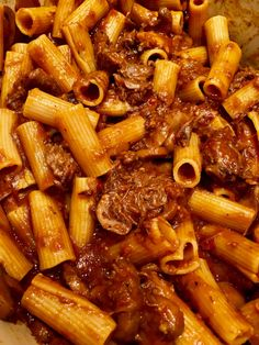 Beef Short Ribs in Tomato Sauce – Fun Foodie Family