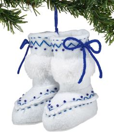 Another great find on #zulily! Boots Ornament #zulilyfinds