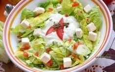kg za týden s velmi přísnou dietou Cobb Salad, Feta, Potato Salad, Potatoes, Cheese, Ethnic Recipes, Potato