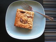 Banana Pecan Coffeecake via @fishmama
