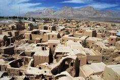 Mud village of Kharanaq, Yazd province
