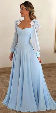 20 Best Evening Dresses With Sleeves Images Evening Dresses
