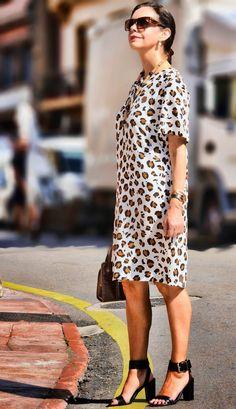 El capricho de Marquez@: Leopard print o lo que es lo mismo: estampado de leopardo