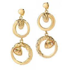 eabd5f040 LNA0005 Just Cavalli náušnice : Šperky Swarovski, SuperSperky.sk Roberto  Cavalli, Swarovski,