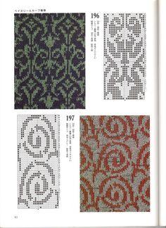 Knitting Stiches, Knitting Charts, Lace Knitting, Knitting Patterns, Yarn Monsters, Pixel Pattern, Fair Isle Pattern, Mittens Pattern, Fair Isle Knitting