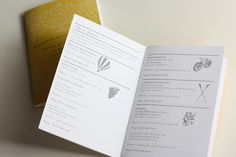 Wedding Invitations by Paisley Quill via Oh So Beautiful Paper (1)