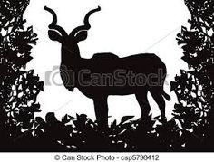 Image result for kudu sketch Moose Art, Sketch, Stock Photos, Animals, Image, Sketch Drawing, Animales, Animaux, Sketches