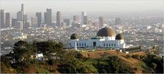 Griffith Observatory - Los Angeles - USA