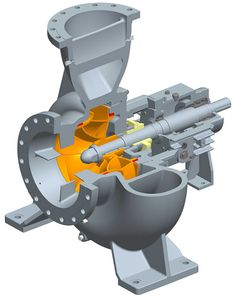 icu ~ Pin on Industrial Spare Parts ~ This Pin was discovered by Industrial Spare Parts. Mechanical Engineering Design, Engineering Tools, Marine Engineering, Chemical Engineering, Mechanical Design, Solidworks Tutorial, Bathroom Dimensions, Centrifugal Pump, 3d Cad Models