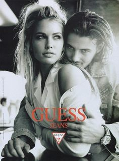 Image result for guess ad