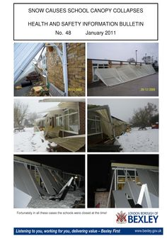 Nursery, School canopies in uk that have collapsed. A playground should be a safe place for children.