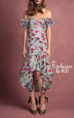 M'O Exclusive Clarissa Dress by Johanna Ortiz   Moda Operandi