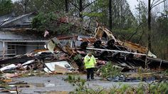 12/01/2016 - Tornadoes leave five dead in southeastern US - many more have been injured as storms rip through the southeastern part of the United States.