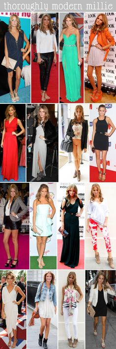 Millie Mackintosh: Love her Fashion Idol, I Love Fashion, Star Fashion, Women's Fashion, Fashion Outfits, Millie Macintosh, Spring Summer Fashion, Autumn Winter Fashion, Style Diary