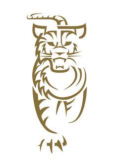 Tiger Beer-Team Tiger Logo Design on Behance