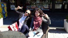 Day 3 of Viaggio in Europa workshop: a break into the sun!