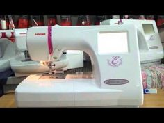 Formatting a USB for the Janome 350E - YouTube