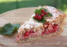 Ríbezľový koláč s orechami , Recepty, Koláče | Naničmama.sk