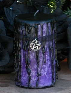 Queen of the Witches Magick Candle #wiccan #pagan