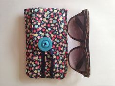 A personal favourite from my Etsy shop https://www.etsy.com/uk/listing/457194394/ladies-glasses-case-teenager-sunglasses