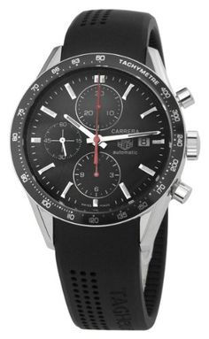 TAG Heuer Men`s CV2014.FT6014 Carrera Automatic Chronograph Watch
