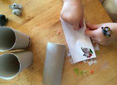 Gratis Spielsachen für dein Kind selber machen