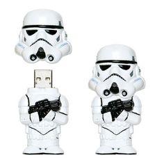 $34.99 Star Wars Storm Trooper USB Drive 4GB