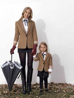 Journey Kids'le anneler ve kızları bir örnek